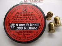 9mmN/.380 Knallpatronen f. Revolver (Nitro) RUAG Ammotec,...