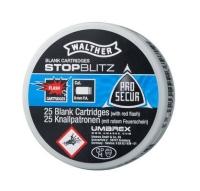 Walther ProSecur STOP BLITZ, 9mm P.A.K, 25 Stück