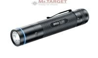 Walther Pro High End Taschenlampe SL66r m. AKKU und...