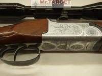 BBF Sabatti, Kal. 7x65R & 12/70, mit ZF Swarovski HABICHT Nova 6x42, Zustand Note 2,5, aus Jagdsportaufgabe *** EWB-pflichtig ***