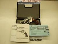 Revolver Smith & Wesson, Mod. 649-2, Kal. .38...