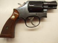 "Revolver Smith & Wesson, Mod. 10-5 ""Black..."