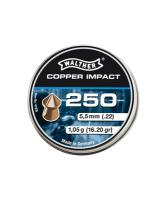 Walther Copper Impact Diabolos, Kal. 5,5mm Diabolo, Dose...