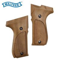 Holzgriffschalen für Walther CP88 4,5 mm Diabolo...
