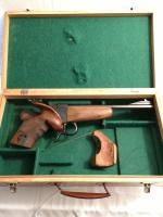 Einzellader-Pistole Bühag - Centrum 2 - Note 2  -...