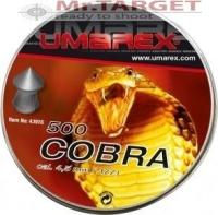 Umarex Cobra Spitzkopf Diabolos - 500 Stück