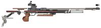 Anschütz 9015 Hunting Pressluft, das Luftgewehr FT,...
