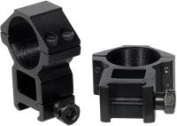 UTG 2 x Montage-Ring 30mm für Picatinny/Weaver...