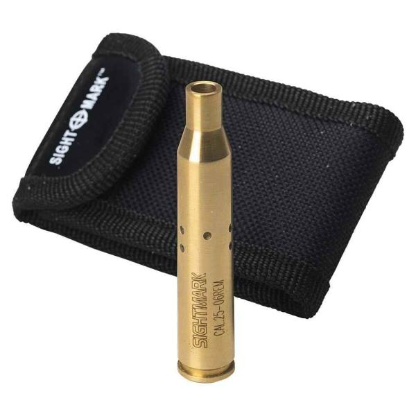 Laser Bore Sight universal in Patronenform .308 .243 REM, 7mm-08 260 Rem, 358 Rem