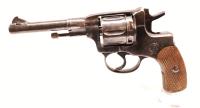 Revolver Nagant -  - Note 3  - single action,...