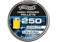 Walther High Power Pellets 250 Stück