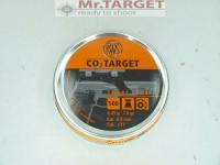 RWS Co2 Target Diabolos Sport Line - 500 Stück