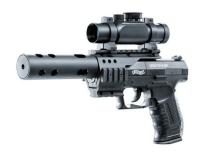 Walther Night Hawk schwarz cal. 4,5 mm (.177) Diabolo -...