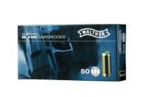Walther Knallpatronen 9mm P.A.K - 50 Schuss