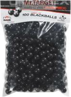 UMAREX BLACKBALLS RUBBERBALLS