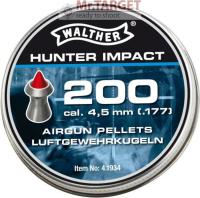WALTHER HUNTER IMPACT 4,5 mm, 200 Stück