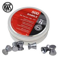 500 Diabolos GECO standard, Kal. 4,5mm, 0,45g