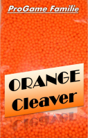 """1kg Softairkugeln """"Orange Cleaver"""" (orange) von..."""