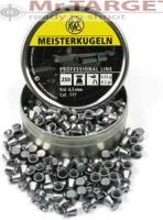 RWS Meisterkugeln Standard .177 Cal,  4,5mm , 0,53 g, 8.2...