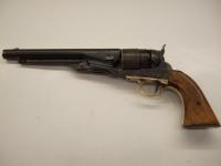 Perkussionsrevolver COLT, Mod. Army 1860 (RAG), Kal. .44,...