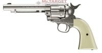 COLT SAA.45 (Peacemaker-Nachbildung), Revolver, nickel,...