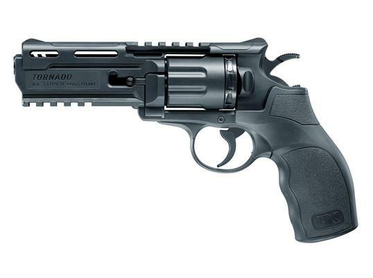 UX Tornado, Kal. 4,5mm Steel-BB, CO2-Revolver